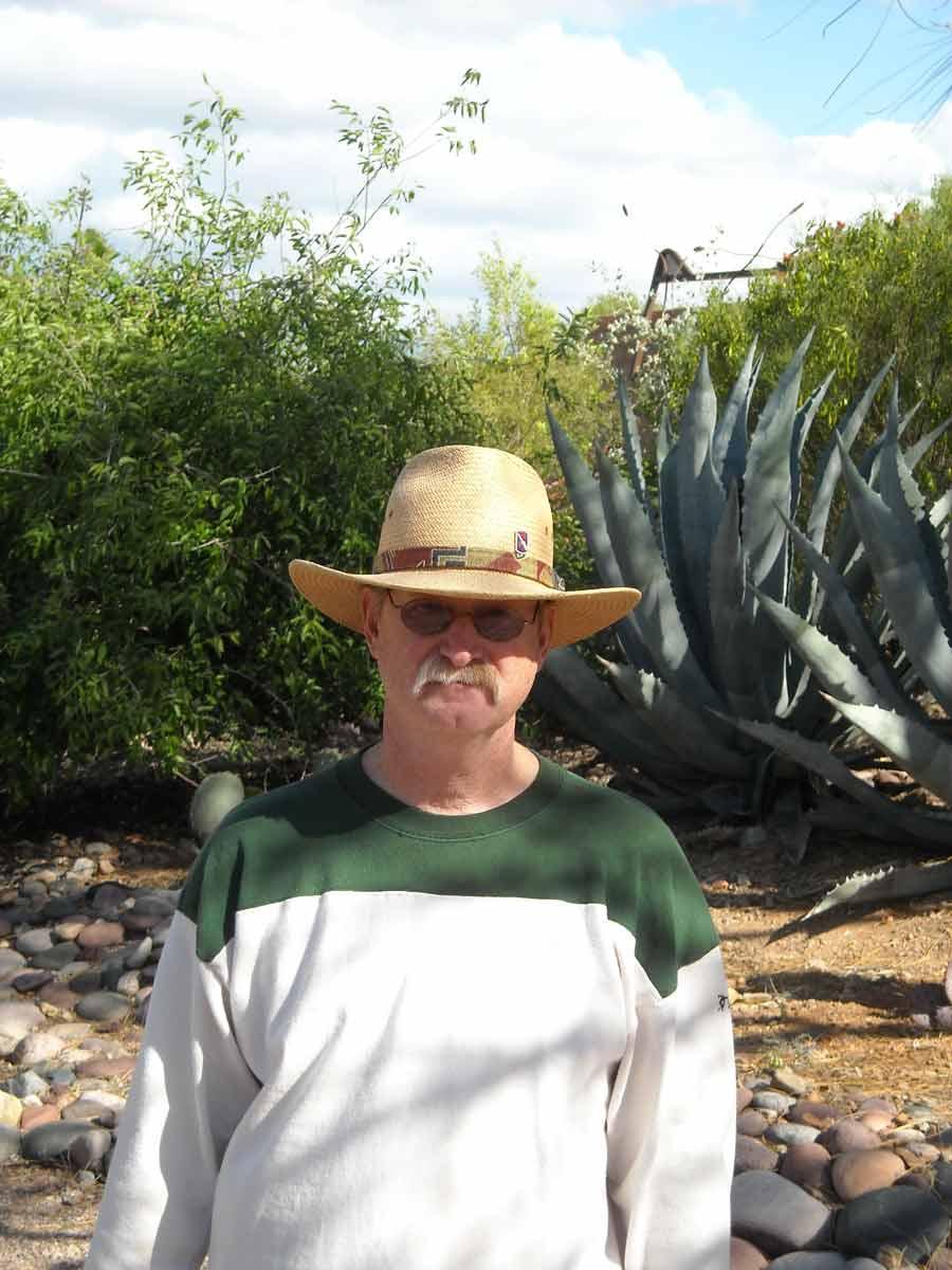 Arizona Hats, Michael's hat