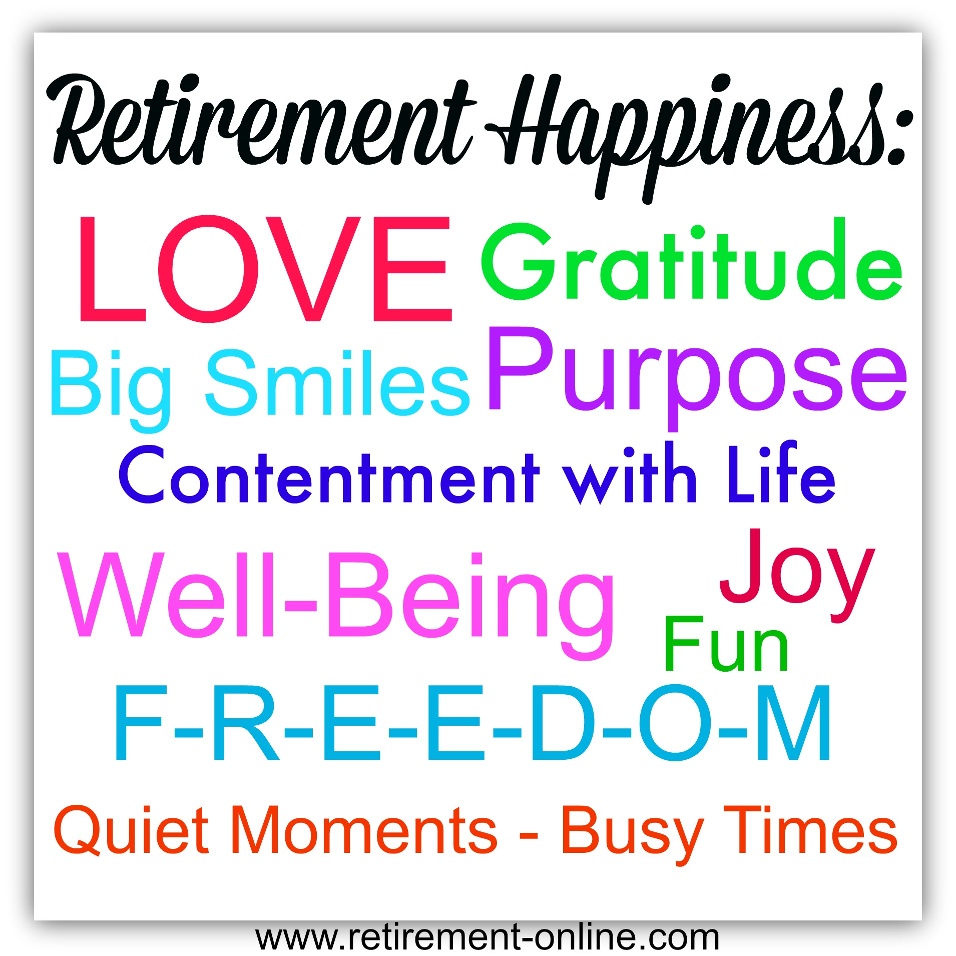 The Five Phases of Retirement