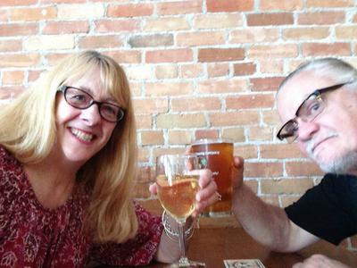 Wendy and Terry, Lexington Mi Day Trip