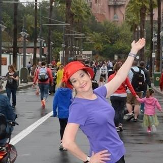 Silliness at Walt Disney World