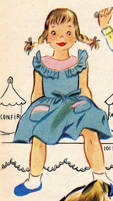 1950s Girl