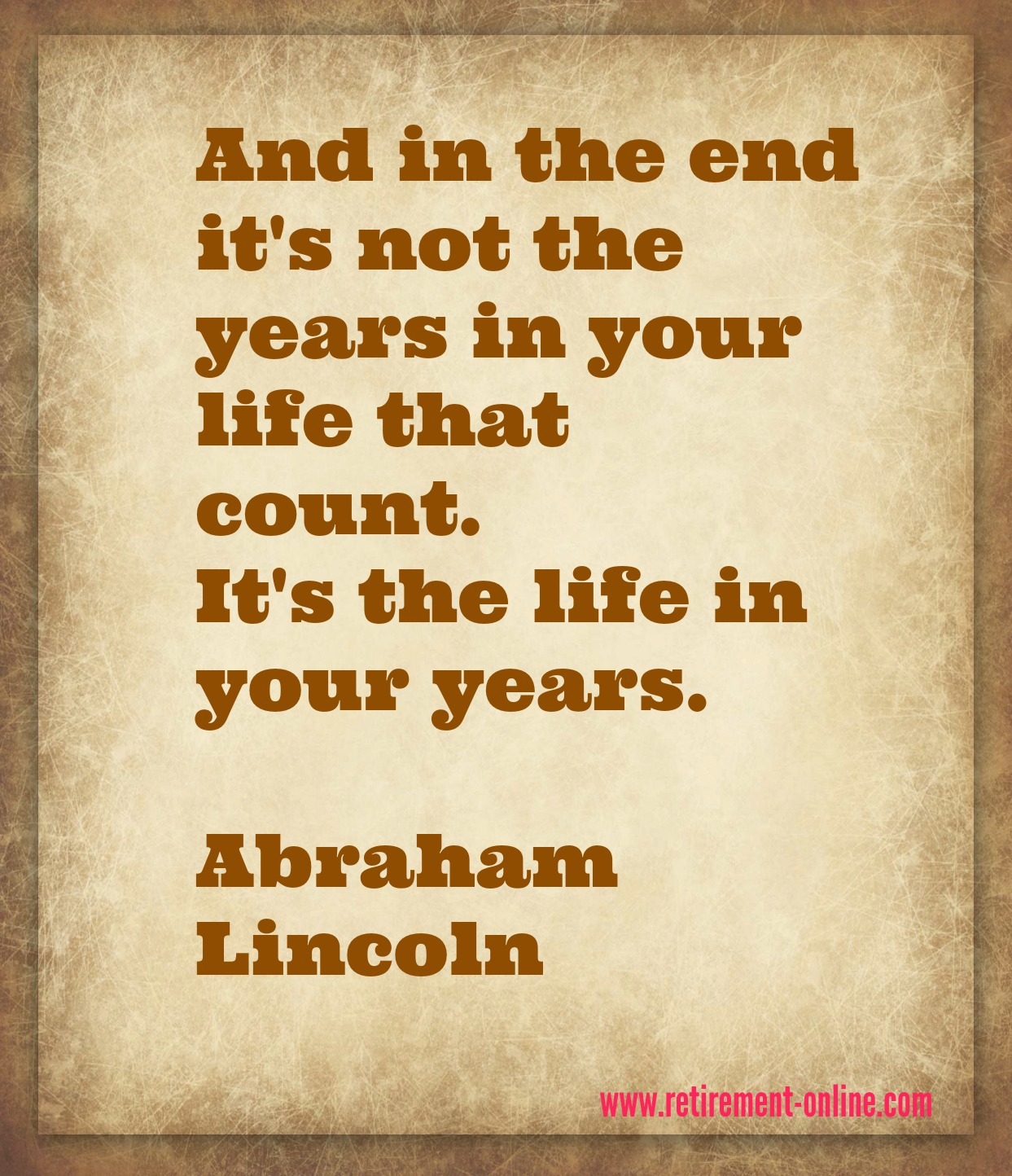 Aging Quotes: Aging Quotes For You