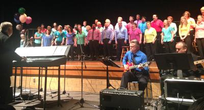 May 2015 Concert: Richmond MI Community Choir