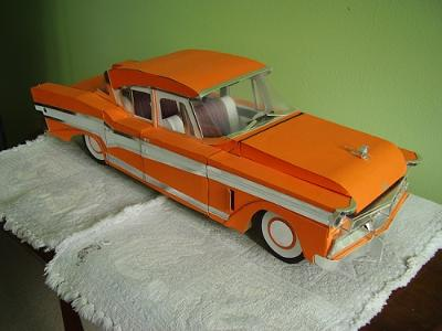 1956 Studebaker President Classic.