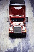 This is a big truck that I still admire...not the one I drove. but piloted by some lucky young driver!!