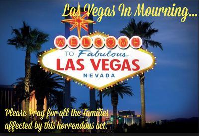 Mourning Las Vegas Deaths